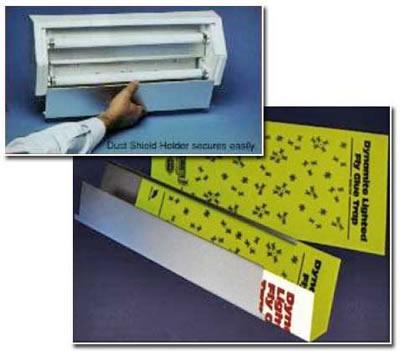 L mparas atrapa insectos con luz uv fumieco equipos for Laminas adhesivas pared